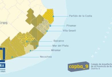 Acuerdo de Cooperación mutua entre el CAPBA 9 y CAVERA