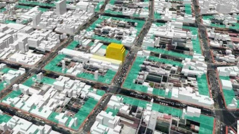 Nueva plataforma digital para visualizar el código urbanístico