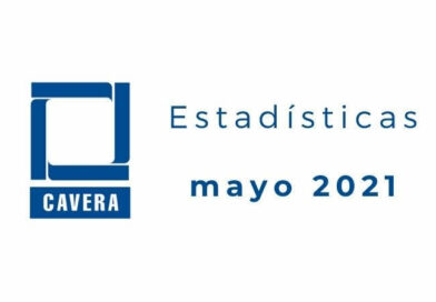 Estadísticas mayo 2021